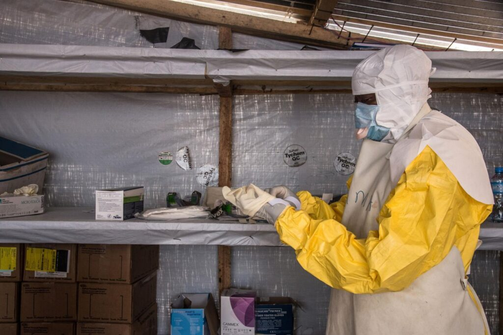 West And Central Africa Gear Up to Fight Ebola