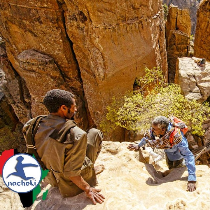 This Impossible African Sky Chapels of Ethiopia World's Toughest Church to Reach