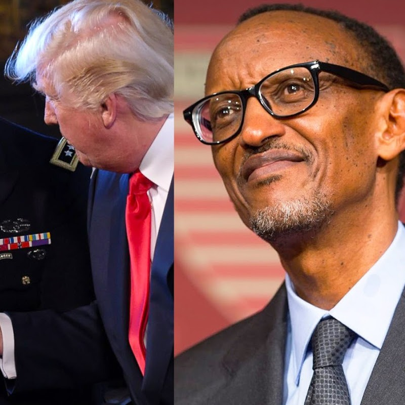Kagame Counterblasts Trump Era General for Saying Only China is Exploiting Africa