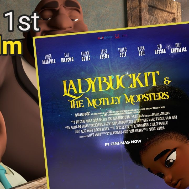 Nigeria's Box Office Hit Animation Film Raises Africa's Stakes on the World Stage