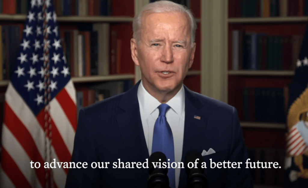 U.S. President Biden Pledges New 'Shared Vision' With Africa