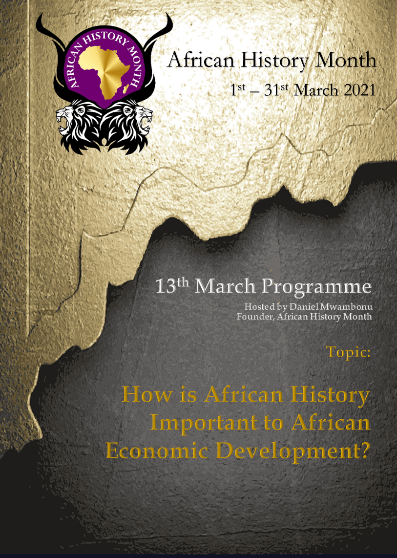 4th African History Month Conference: How is African History Important to African Development?