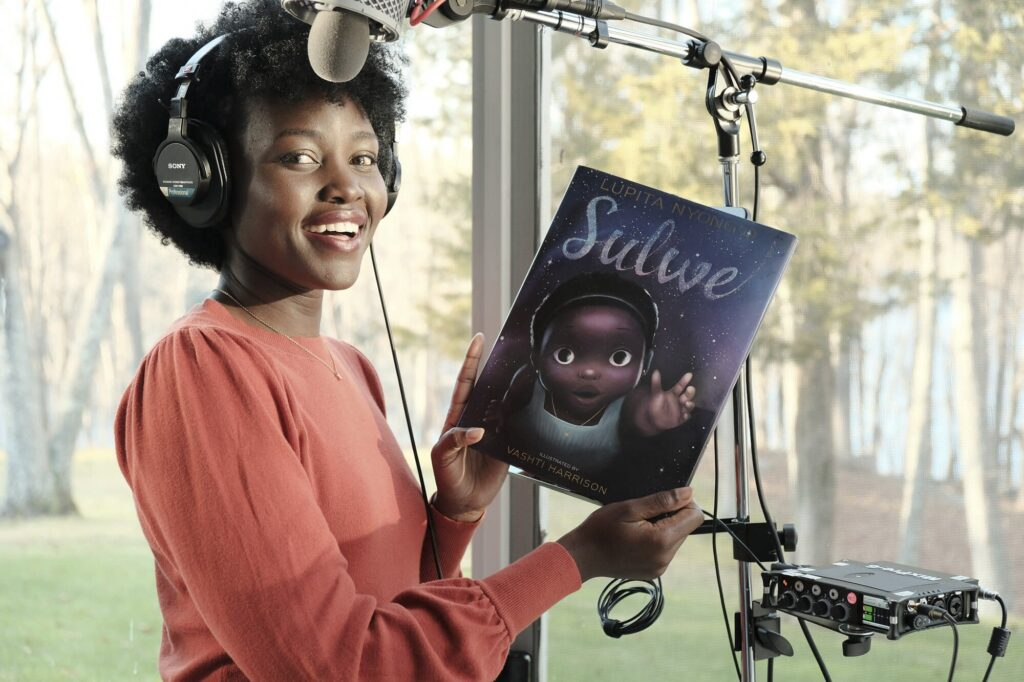 World Famous African Actress Lupita Nyong'o's Children's Book Coming to Netflix