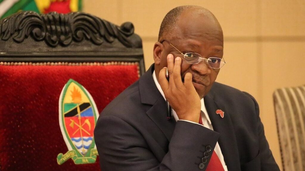 """Repercussion of the Tragic President Magufuli""""s Death to All Pan-Africa"""
