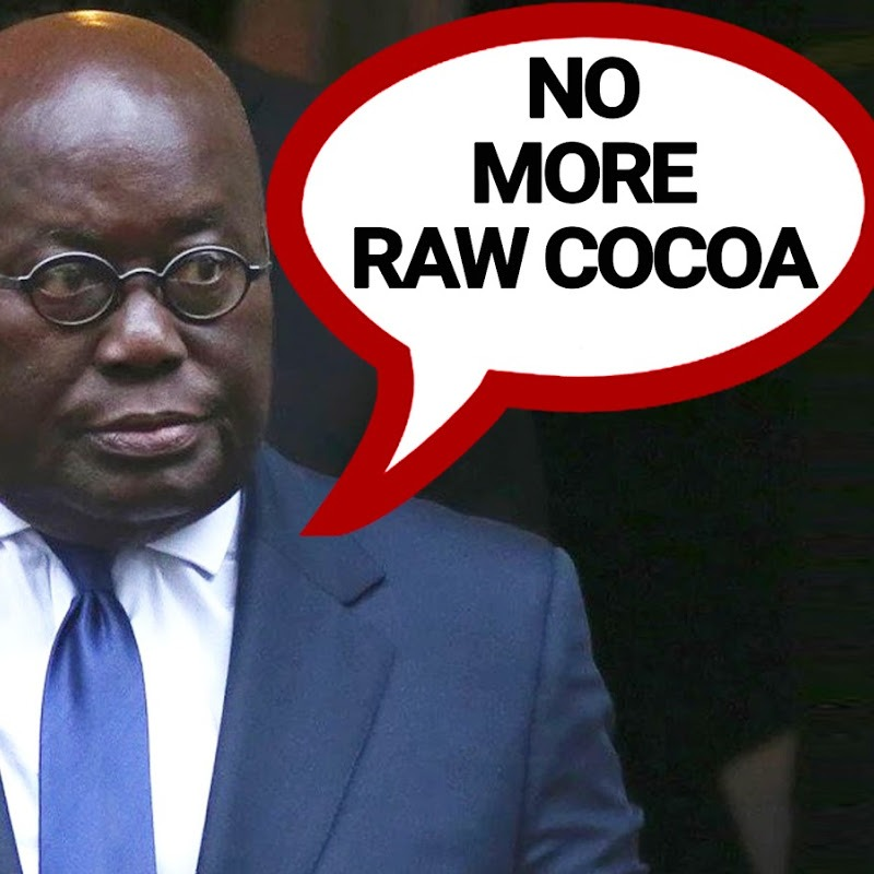 Ghana's President Does it Again Shuts Down Swiss President with His New Cocoa Export Declaration