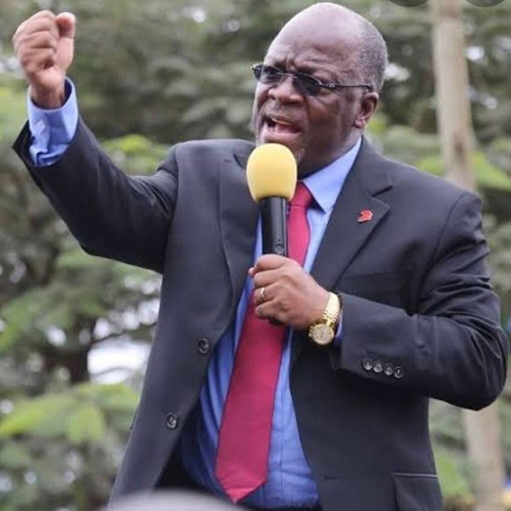 Africa Gives Tanzania's President Magufuli a Hero's Goodbye to the Wests Dismay
