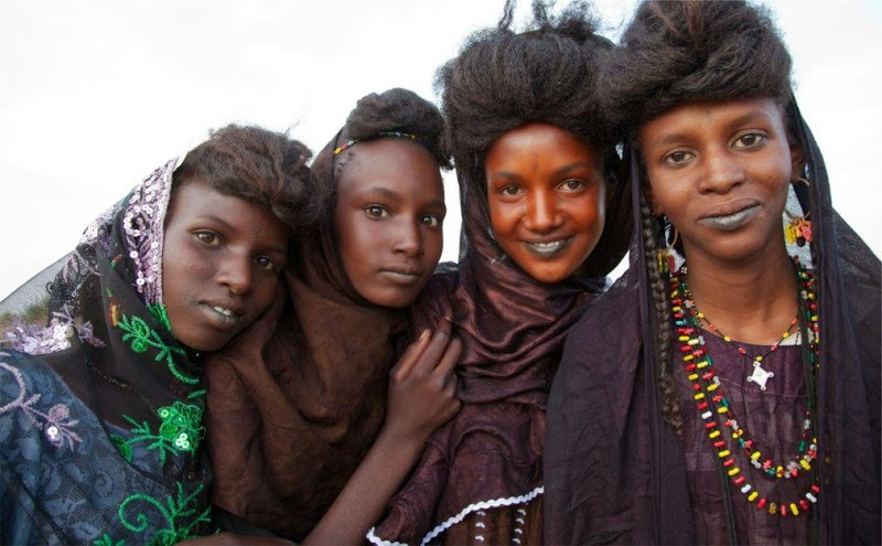 African Hair Care Secrets that Gives Wodaabe Women the Healthiest Hair on the Planet