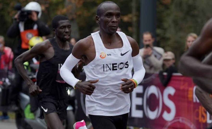 Kenyan Athlete Kipchoge Makes a Killing In Sale of Ineos Memories