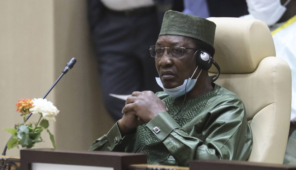 Chad's president Idriss Deby dies after fighting rebels:
