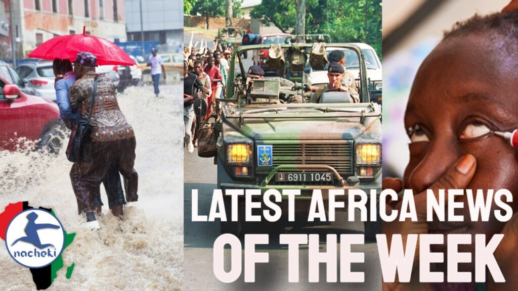 Latest African News of the Week