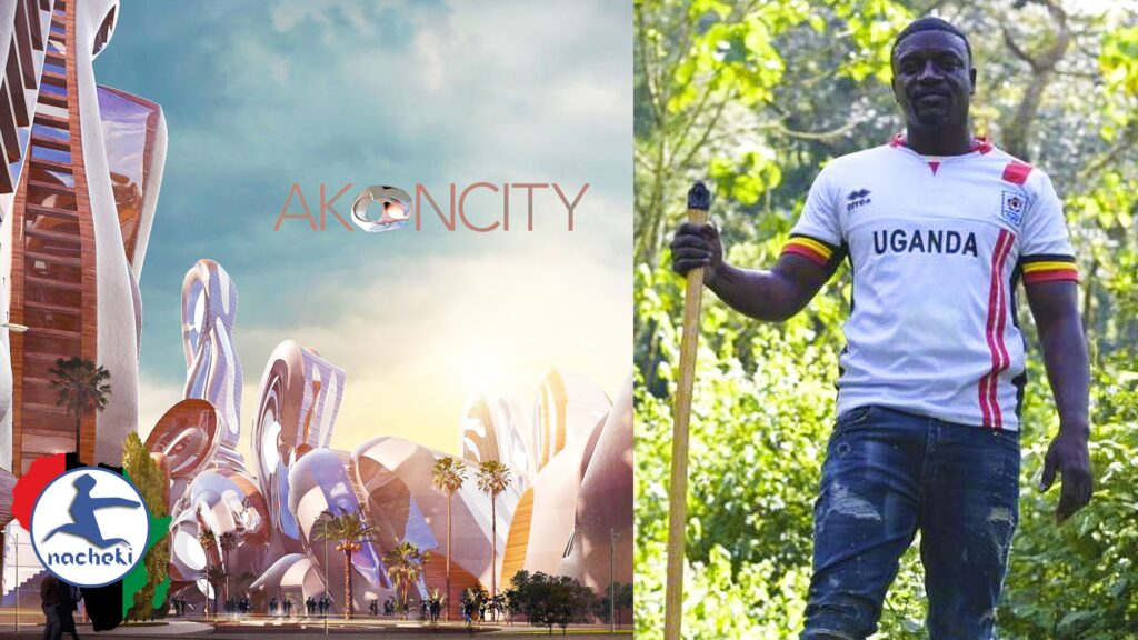 Africa's Son Akon to Build Another Futuristic African City in Uganda