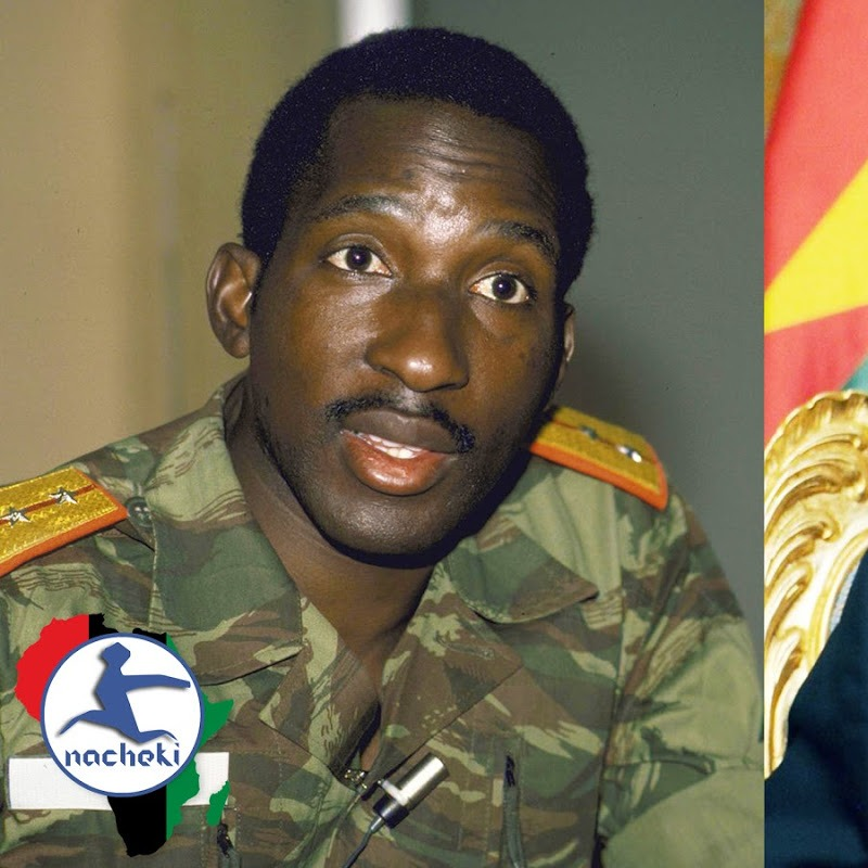 Burkina Faso Former President Compaoré Charged for the Assassination of Legend Thomas Sankara