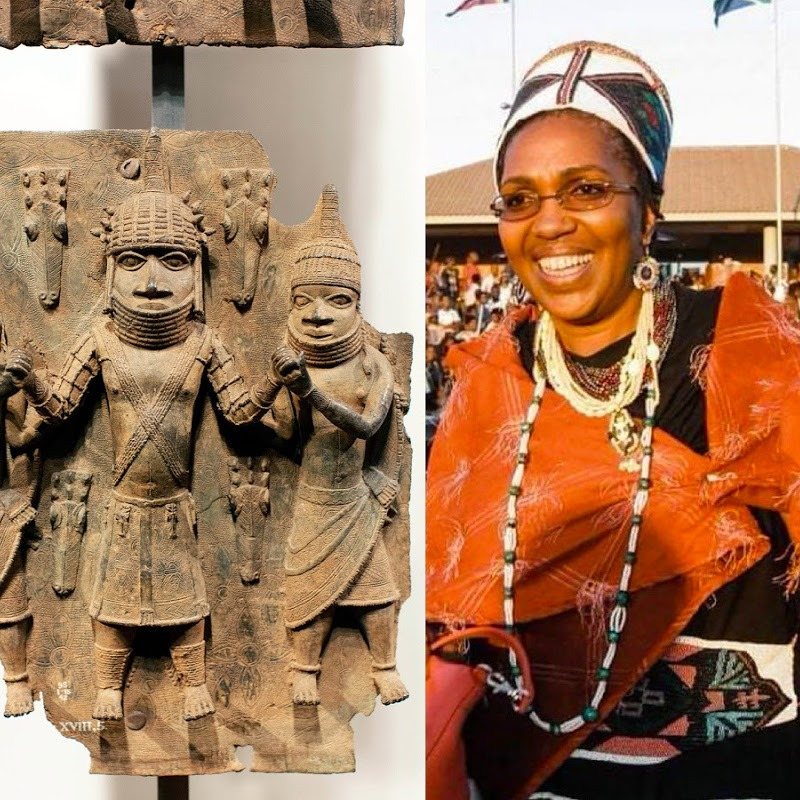 Sudan Suspends Plans for Russian Base, Zulu Queen Dies, Germany returns Its Stolen Benin Bronzes