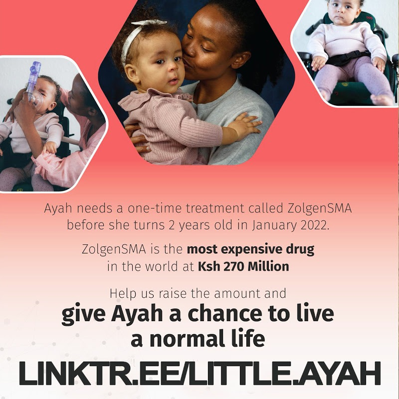Help Baby Ayah who Needs World's Most Expensive Drug to Save Her Life
