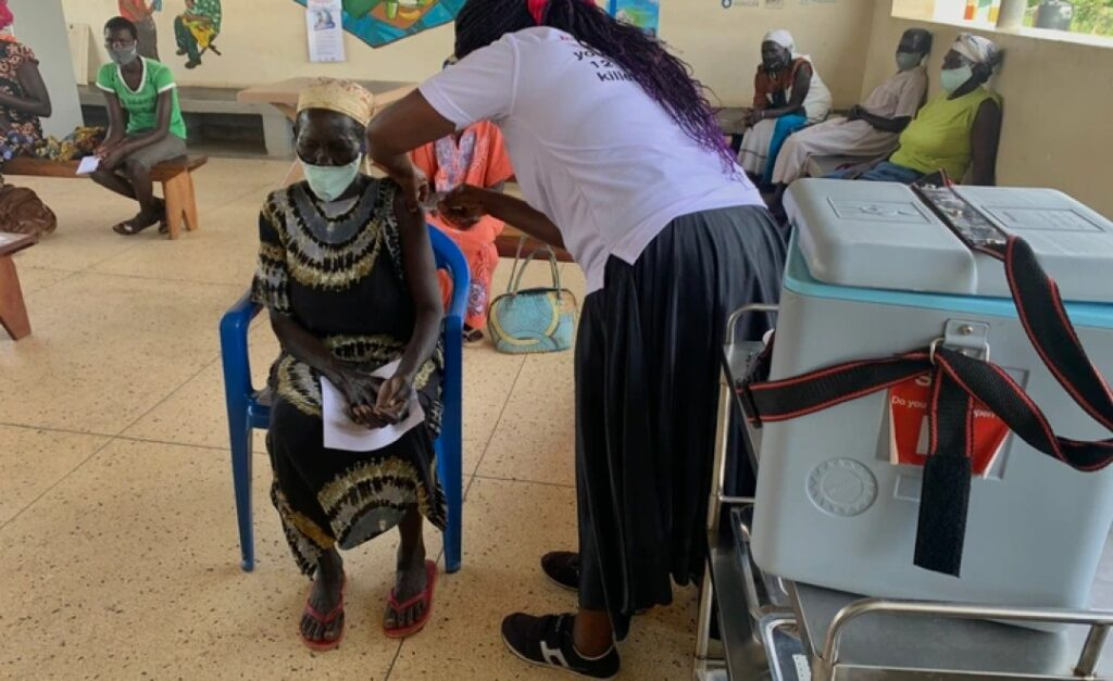 Over 22 Million Covid-19 Vaccinations Administered Across Continent