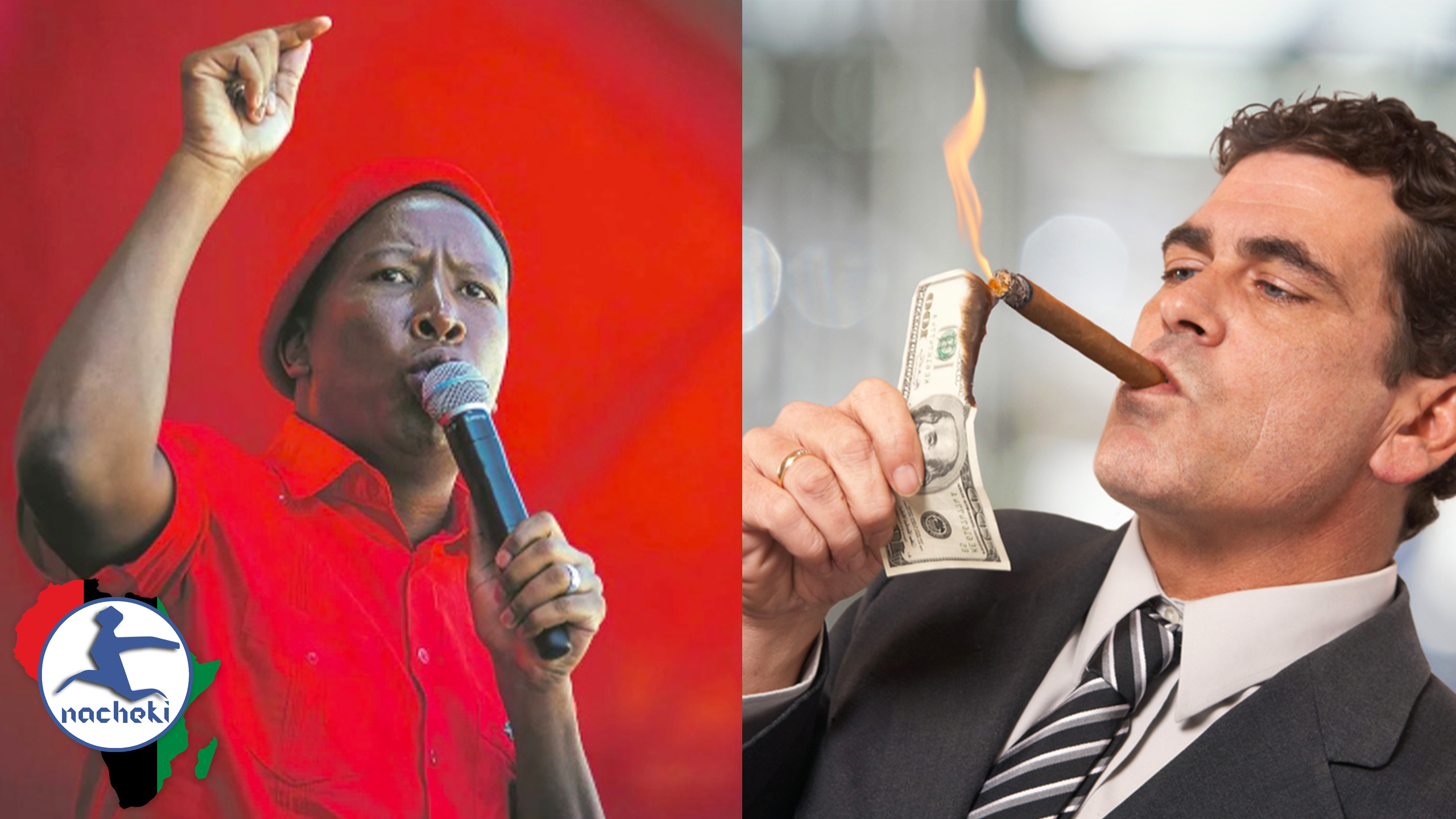 Julius Malema Freedom Day Speech on How Africa Has No Economic Freedom from the West