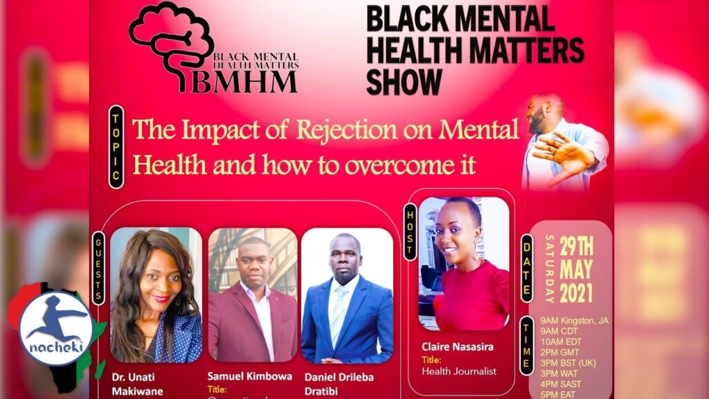 Black Mental Health Matters: Impact of Rejection on Mental Health