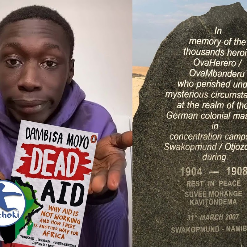 Aid to Africa Useless, Germany Faces Up to Namibia Genocide, Nigeria's Inflation Falls and more