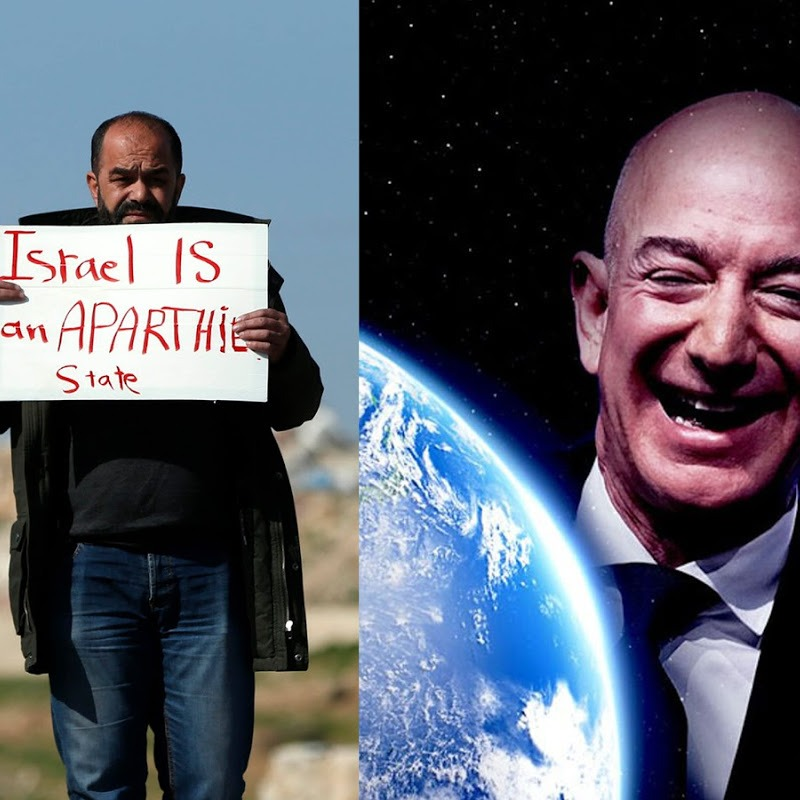 Africa Condemns Violence Against Palestinians, Amazon Builds Headquarters on Sacred African Land