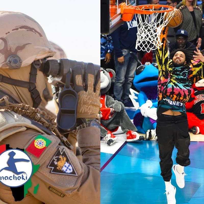 Portugal Sends Troops to Mozambique, Rapper J Cole to Play for African Basketball Team, and more