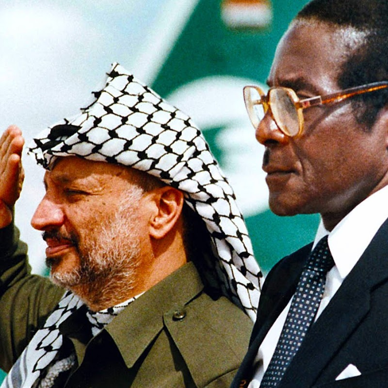 Mugabe's Bold Speech on a Free Palestine Explains Why Its Every Africans Duty to Support the Cause