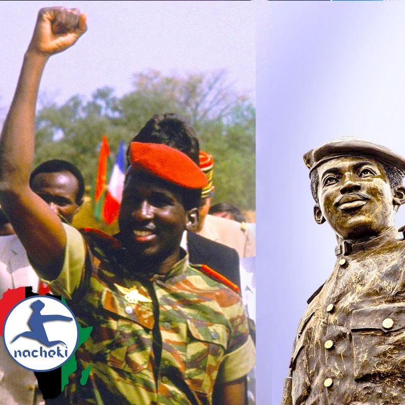 Thomas Sankara the Upright African Who to This Day is Still Challenging Western Imperialism