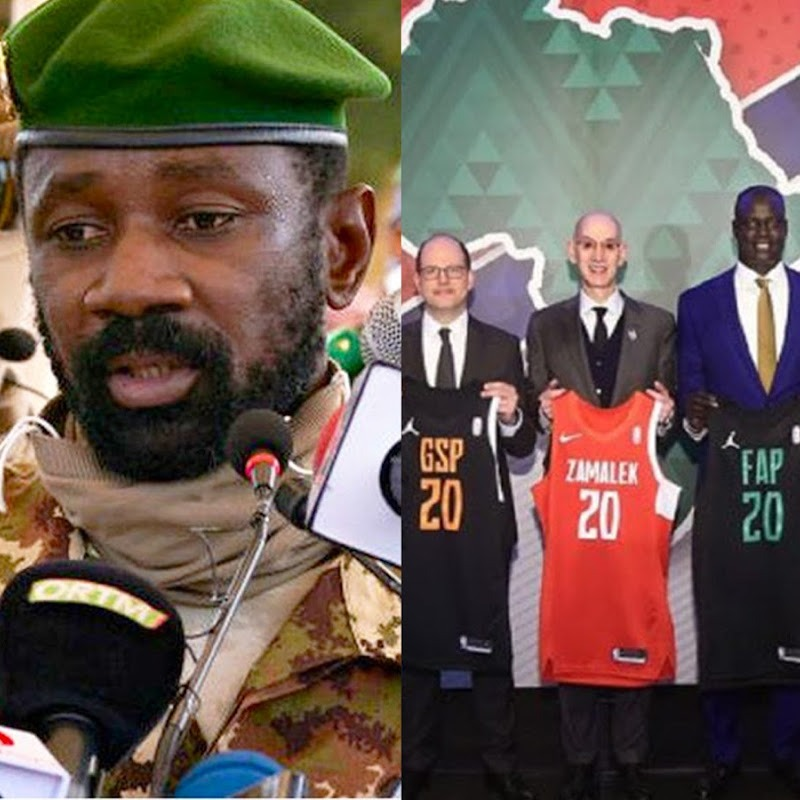 A Malaria-Free Africa, Mali Coup Leader Takes Power, Africa NBA Forms Partnership Worth Billions