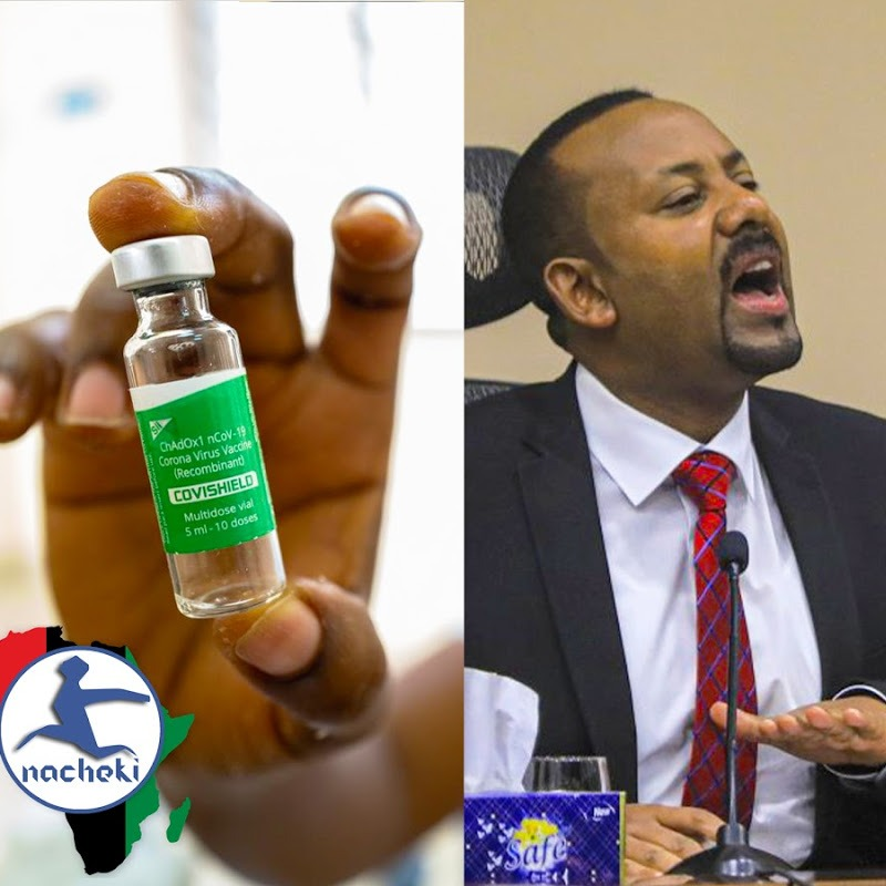 Africa to Manufacture Own COVID-19 Vaccine, Ethiopia Disses EU Observers as Tourists, New Zulu King