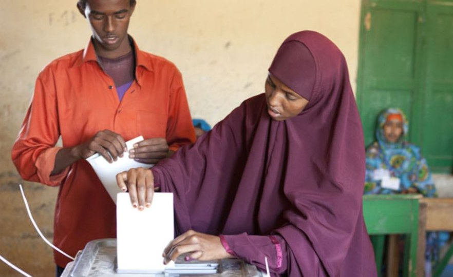 Historic Turn-Out in Somaliland's Local, Parliamentary Polls