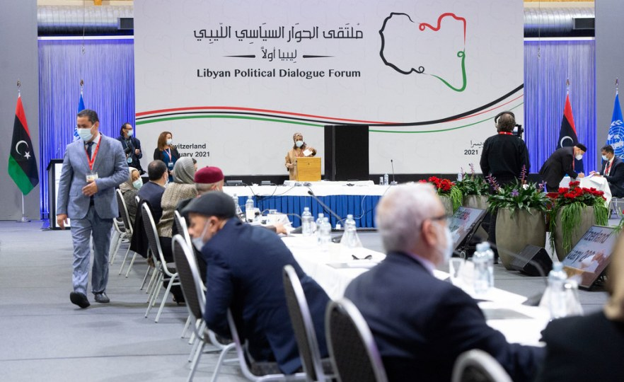 Germany Wants Foreign Fighters in Libya Withdrawn