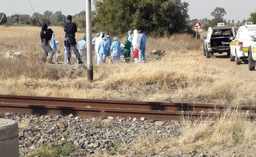 South Africa – 20 Bodies Found At Vacant Gold Mine