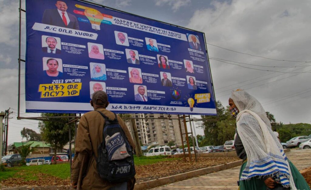 Ethiopia Goes to the Polls in Long-Awaited Election