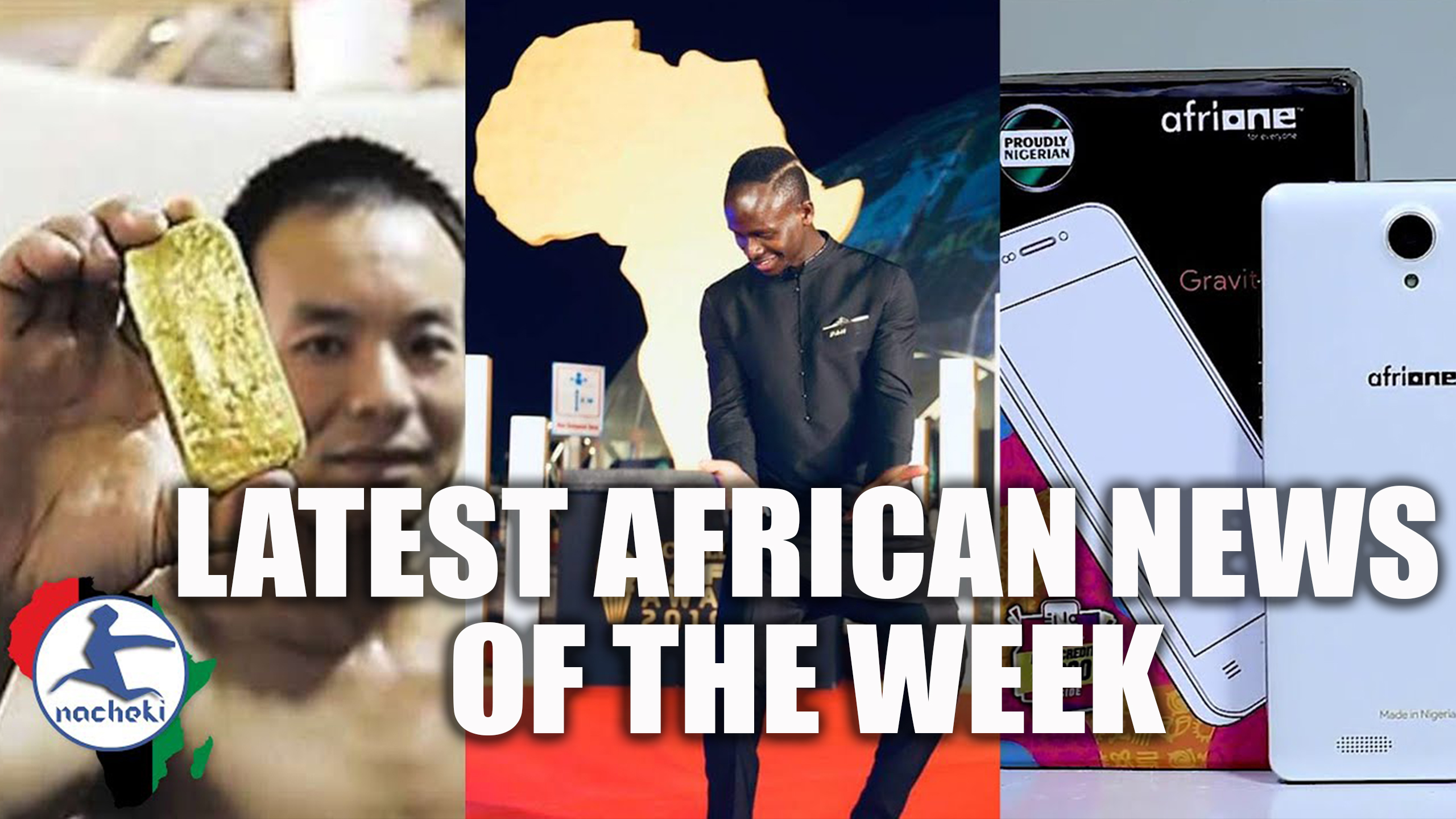 LATEST AFRICA NEWS OF THE WEEK