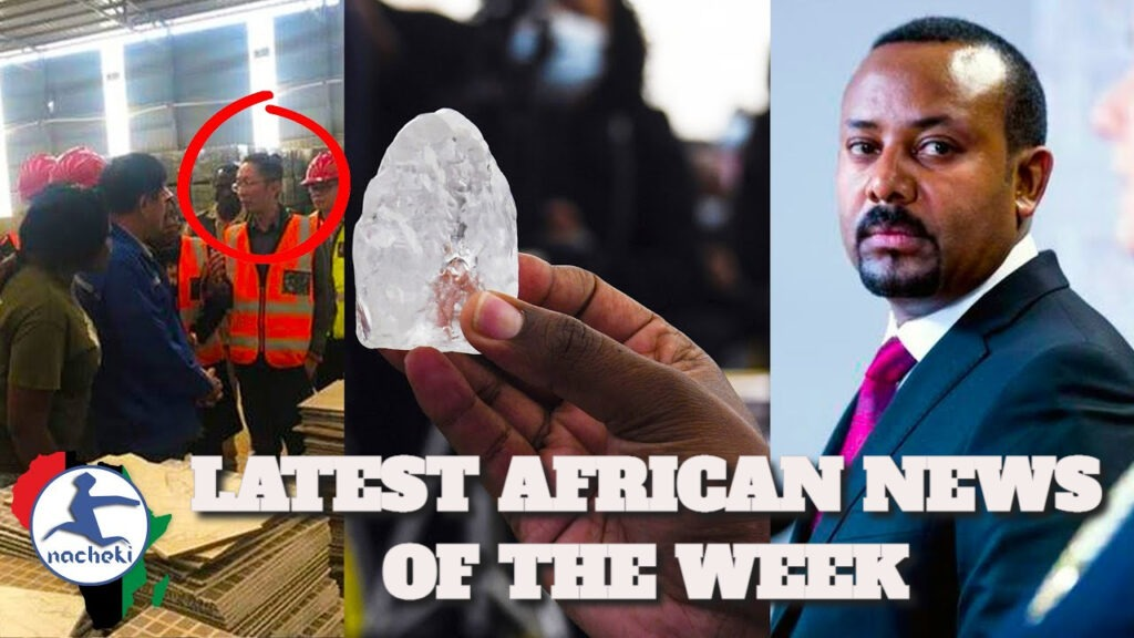Latest African News Updates of the Week