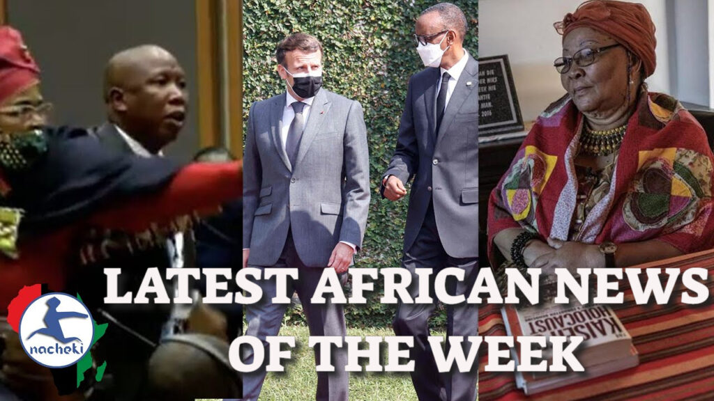 Latest Africa News Update of the Week