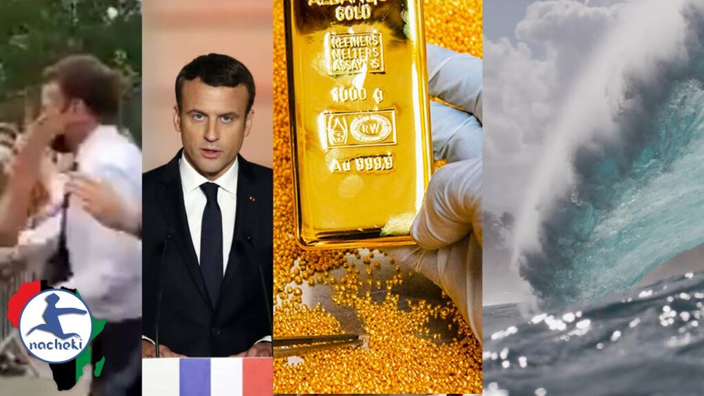 CAR Punished for AntiFrench Actions, Rwanda Builds Africas 1st Gold Refinery, Avalanche Hits Africa