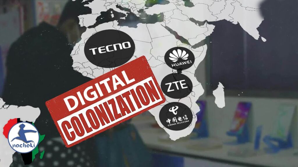 Africa's Digital Colonialism How BigTech Exploits the Continent