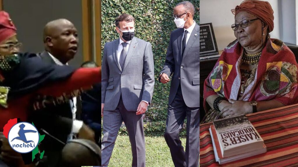 Chaos in Pan-African Parliament, France Struggles to Hold on to Africa, Germany's Apology not Enough