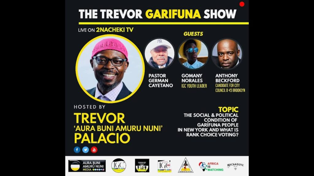 Social & Political Condition of Garífuna in NYC & what is Rank Choice Voting