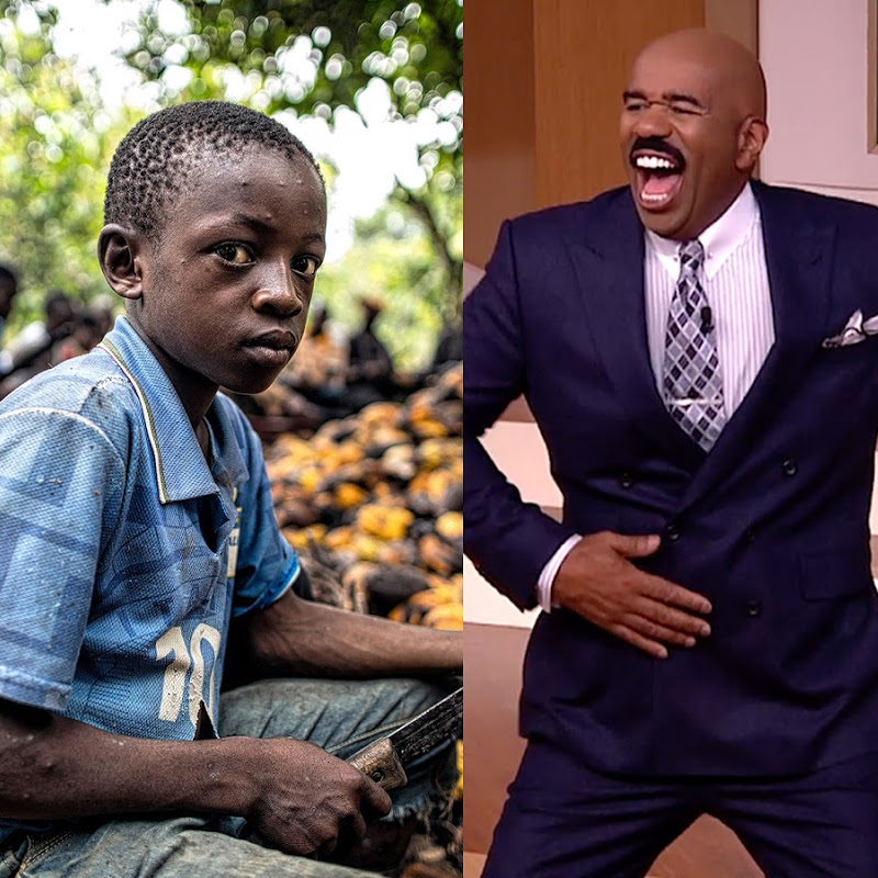 Africa's Founding Father Dead, US Firms Allowed to Use African Slaves, Steve Harvey Gets Africa Job