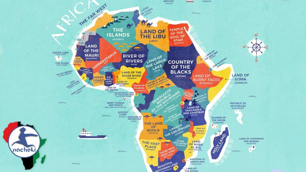 10 Surprising Origins of the Names of African Countries