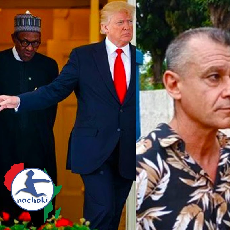 Trump Hails Buhari, Frenchman Charged with Spying, Nigeria Targeting Facebook WhatsApp Instagram