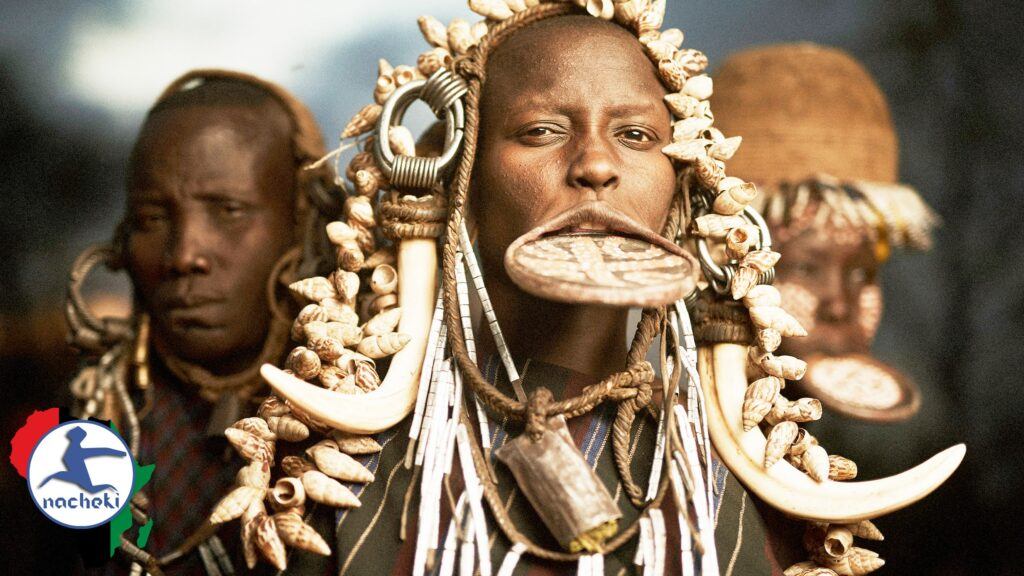 Unique Mursi People of Africa with Their Unapologetic Beauty Standards Next to None