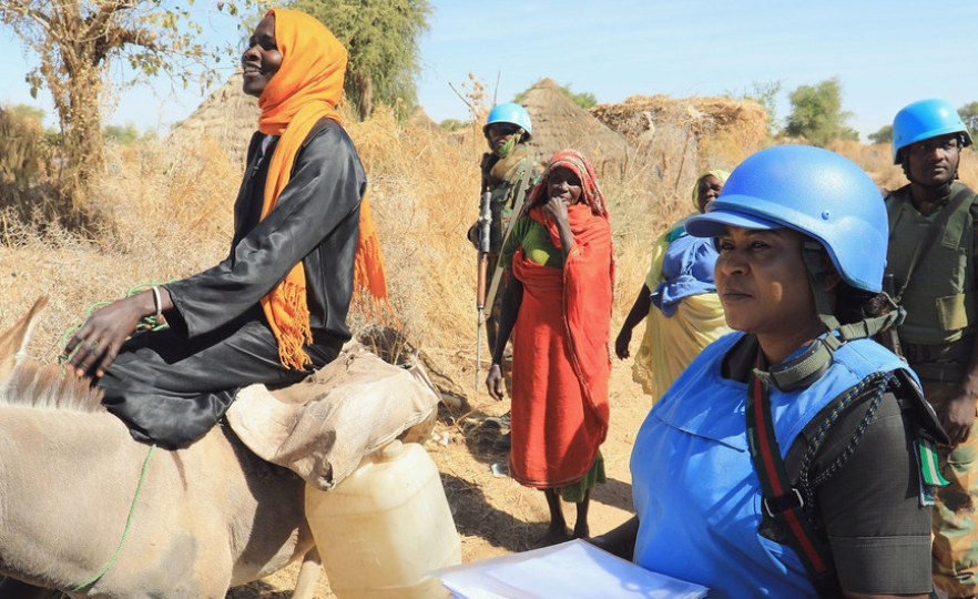 Sudan Takes Over Security After UN Forces Leave Darfur