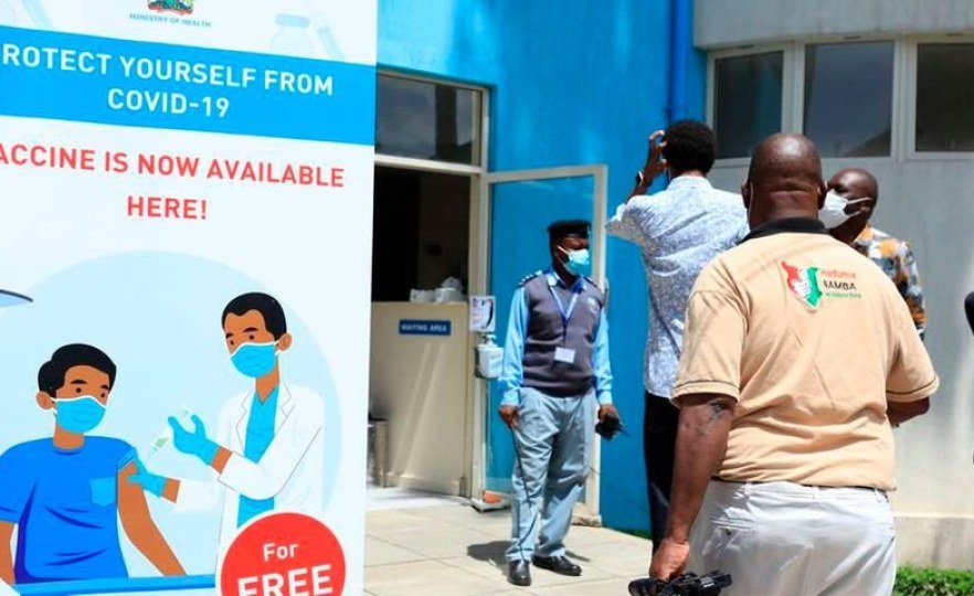 All Kenyan Adults to Be Vaccinated By 2022