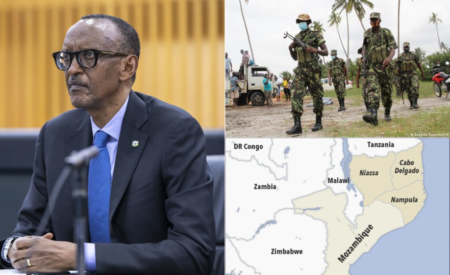 SADC Upset By Rwanda's Military Aid to Appease Mozambique's Cabo Delgado Province