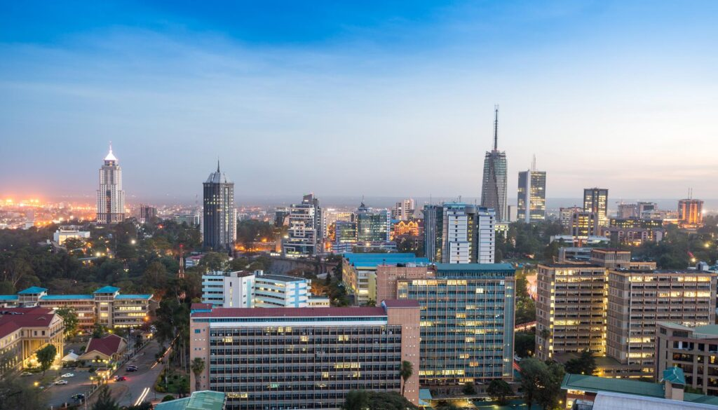 Property Glut Hits City Rents Across Africa