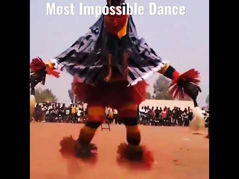 Is the #Zaouli Dance the Most Impossible Dance in the World?