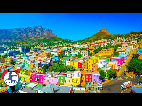 Top 5 Most Colourful African Cities that will Brighten your Day