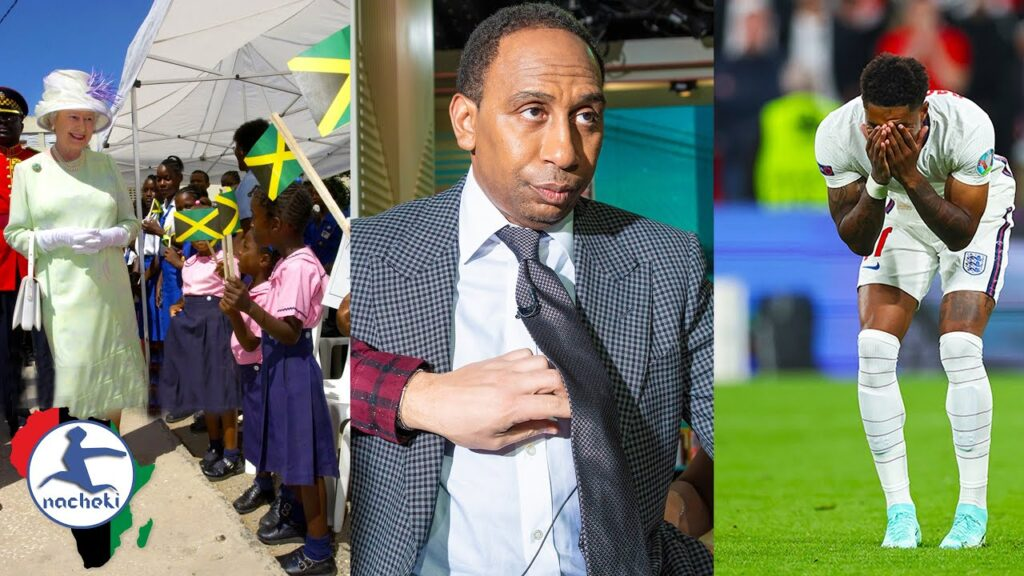 Jamaica Seeks $7B for Slavery, US Pundit Mocks Nigeria Names, UK Racially Attack its African Players